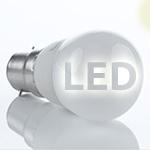 LED lighting - Save £7 per bulb per year